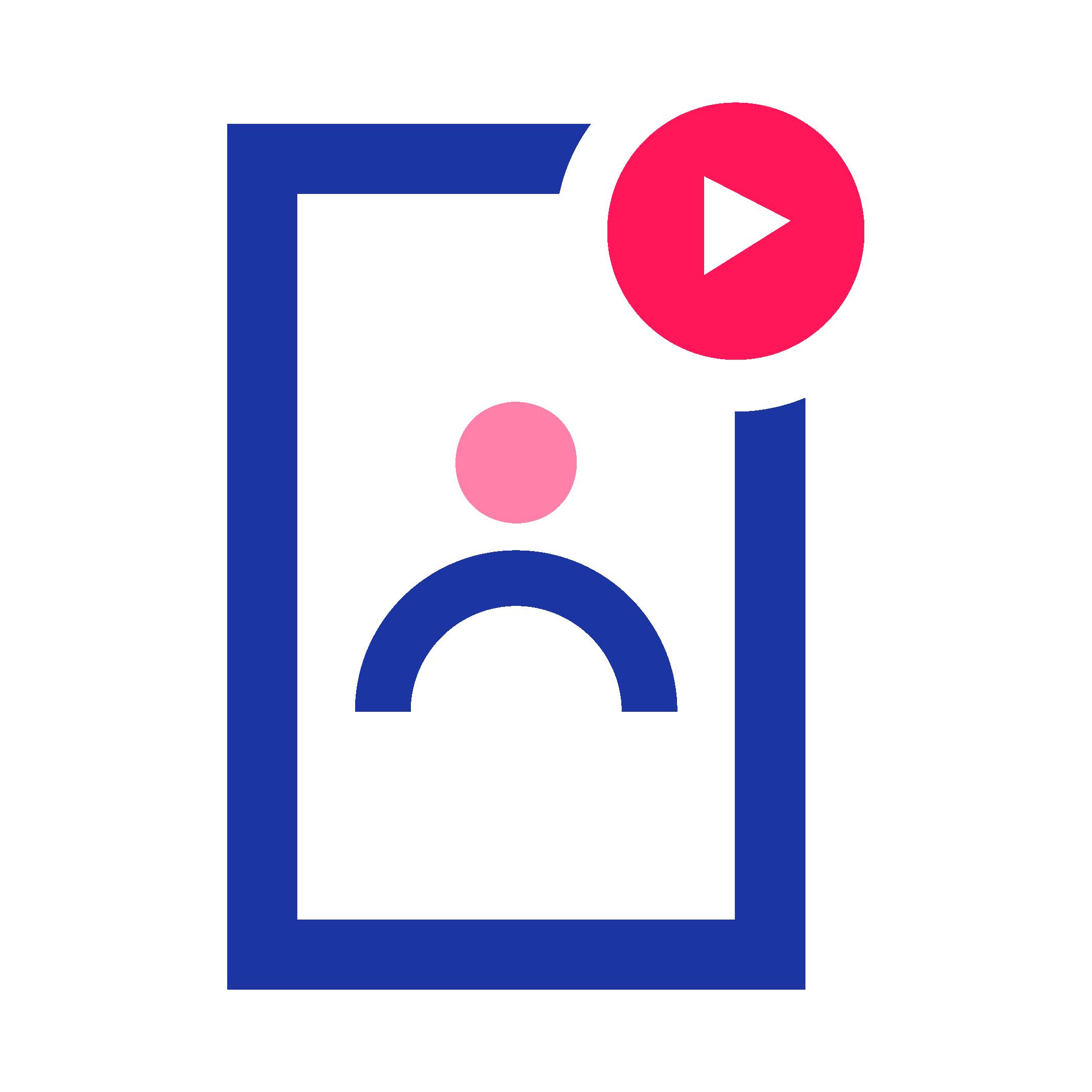 Icon Video-Sprechstunde