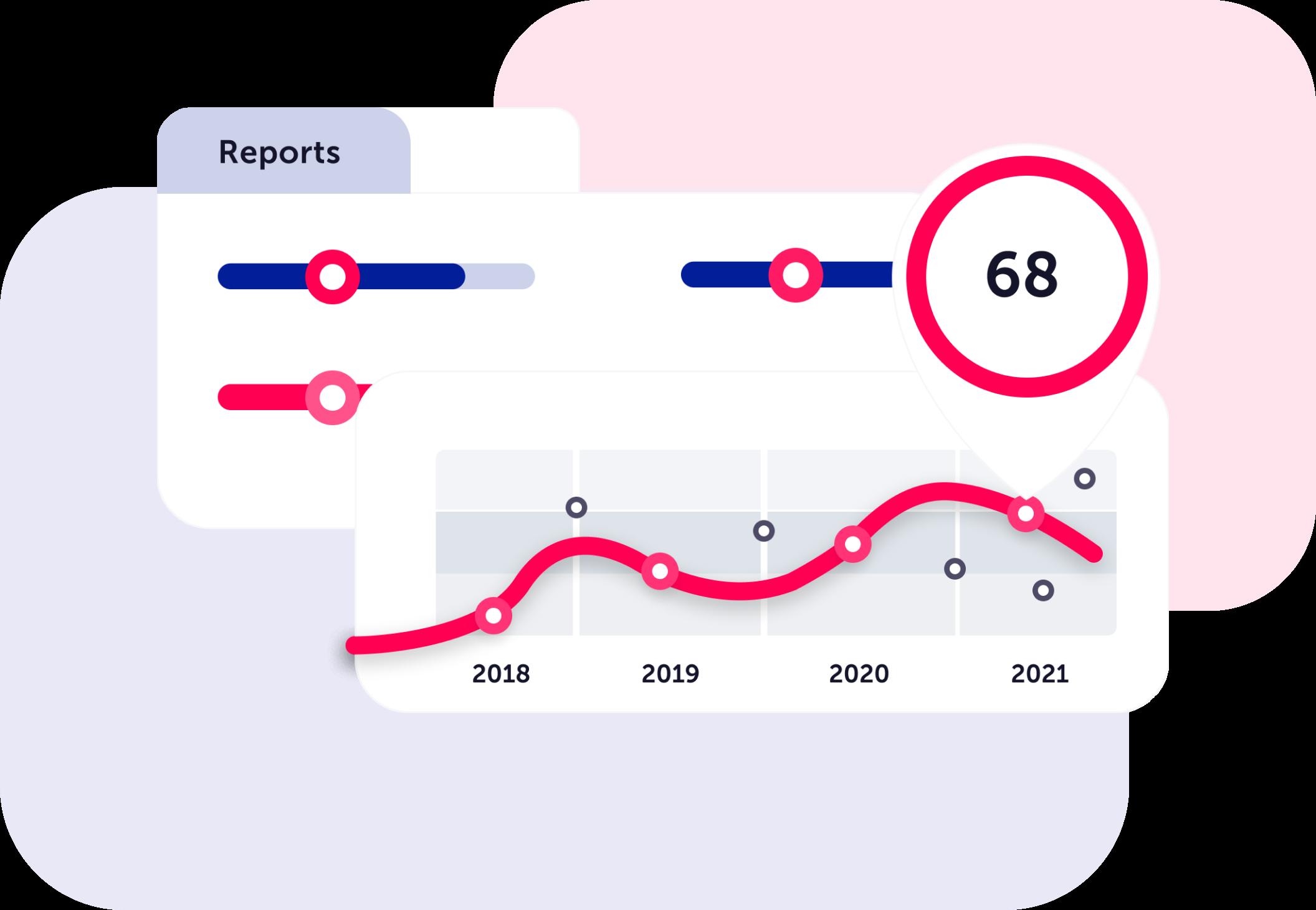 Automatisierte Berichte und Reports in Vetera