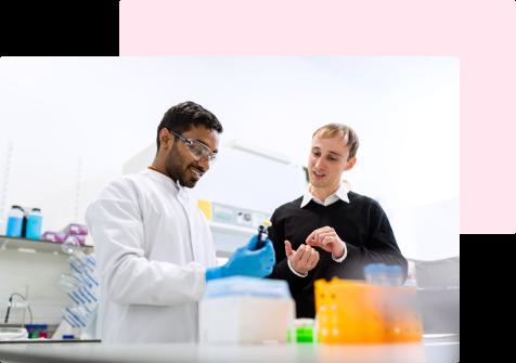 Anbindung von Vetera an interner Labore