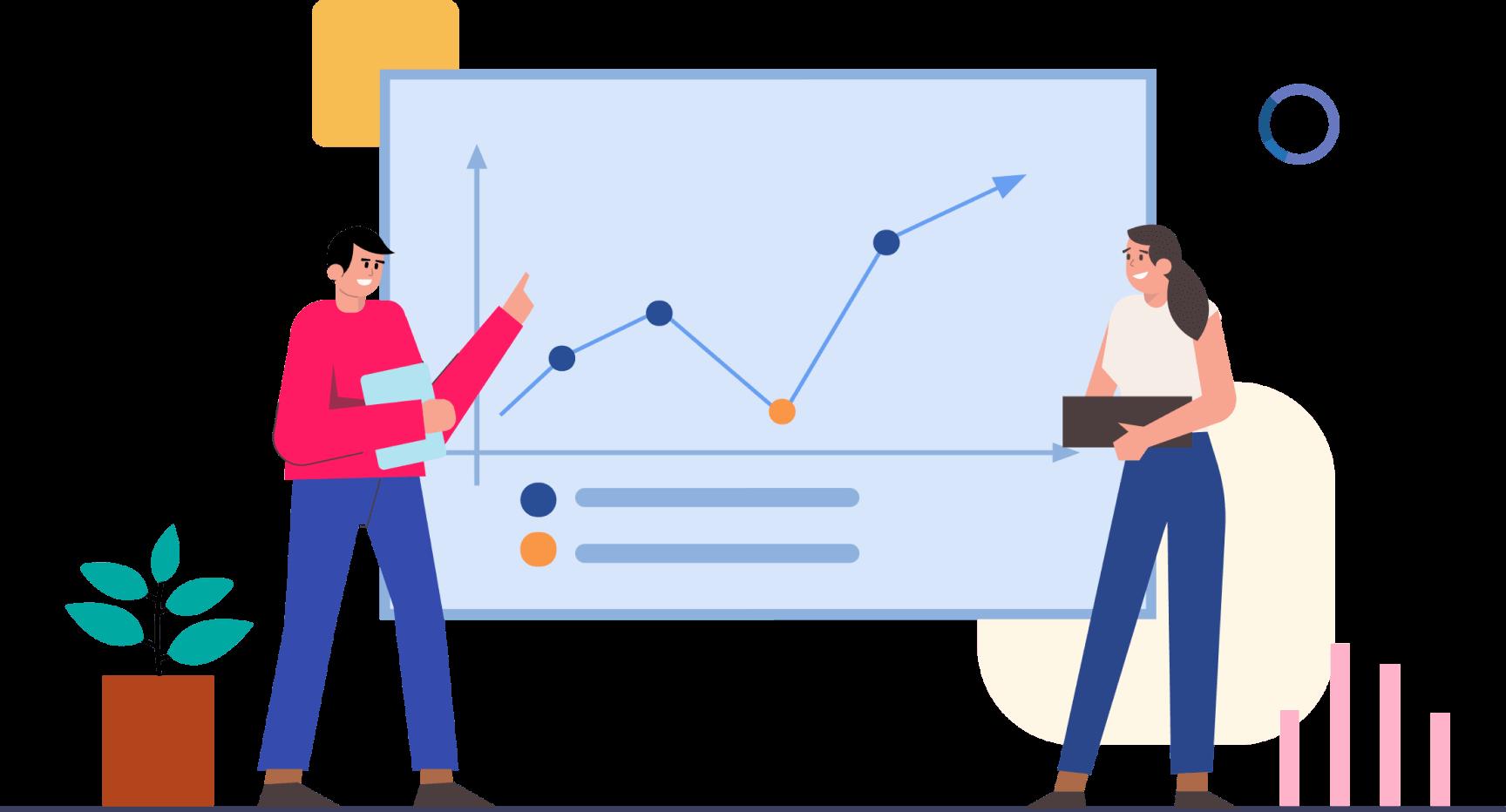 Statistiken und Managementreports in Vetera